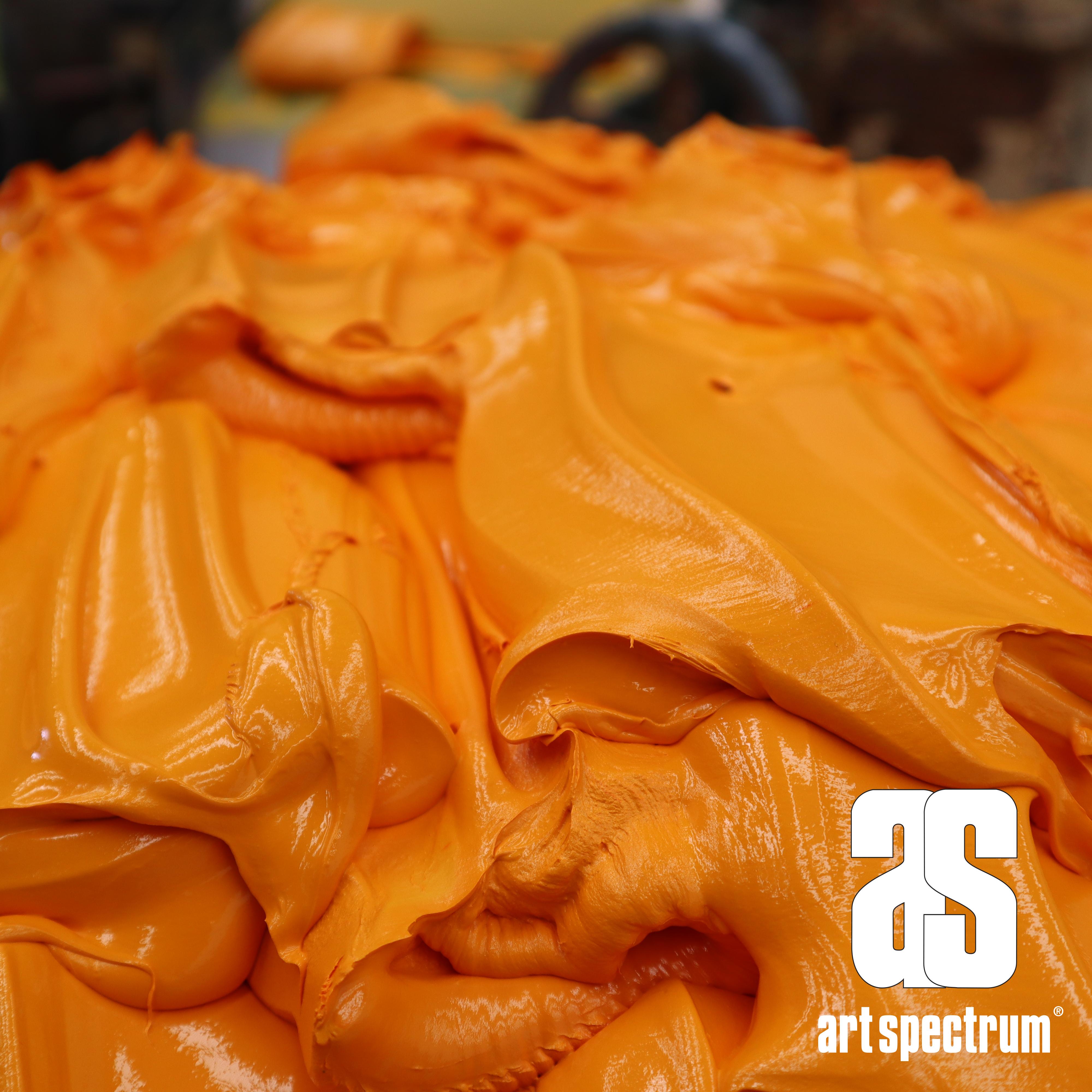 Golden Yellow Series 2 Art Spectrum
