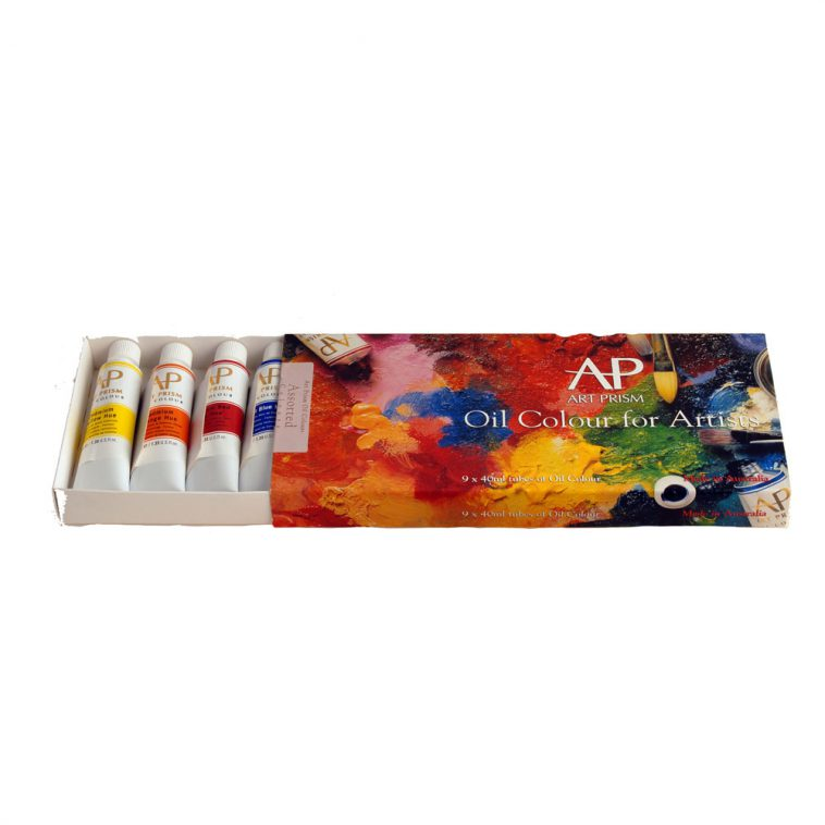 Art Prism Oil Paints