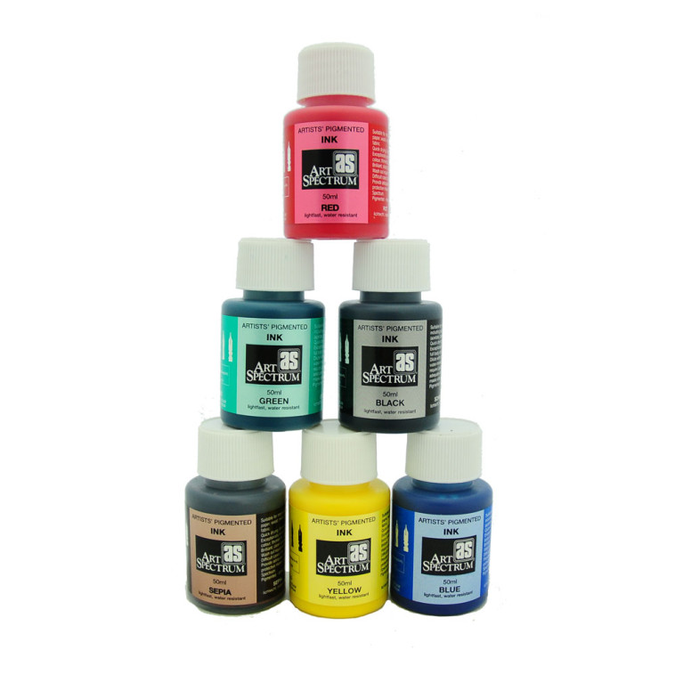 Image result for art spectrum ink